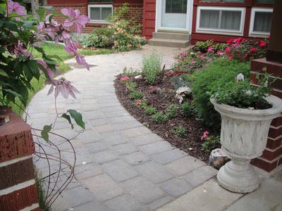 example pavestone